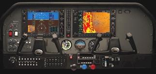 G1000-panel